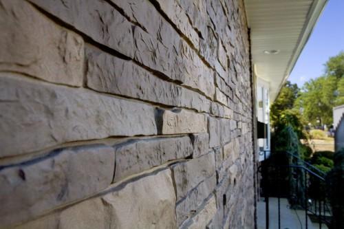 Фасадные панели и их главные особенности