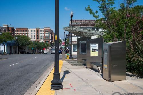 Как выбрать конструкцию для автобусной остановки