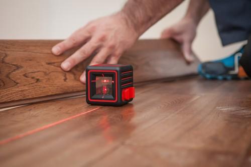 Лазерный нивелир ADA Cube – многогранность, точность, высокое качество