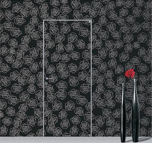 Межкомнатные скрытые двери под покраску