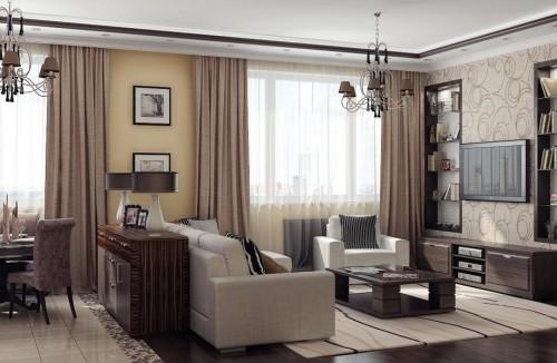 Несколько советов по ремонту гостиной