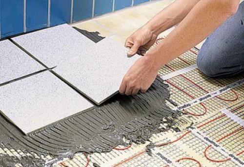 Особенности плиточных работ
