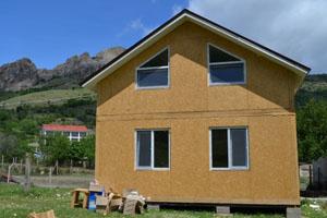 Строительство дома за короткий срок