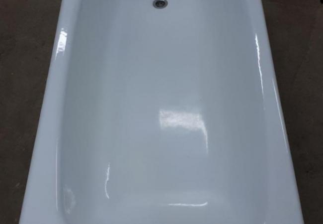 Особенности ванн из стали