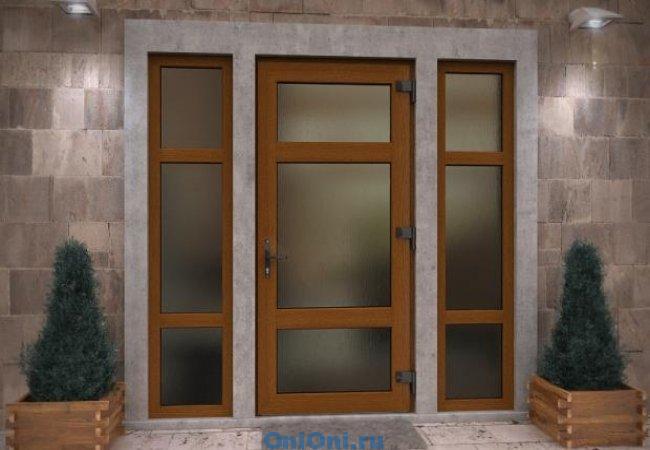 Межкомнатные деревянные двери на заказ в СПб