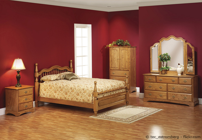 Выбор кровати деревянной. Информация для покупателя