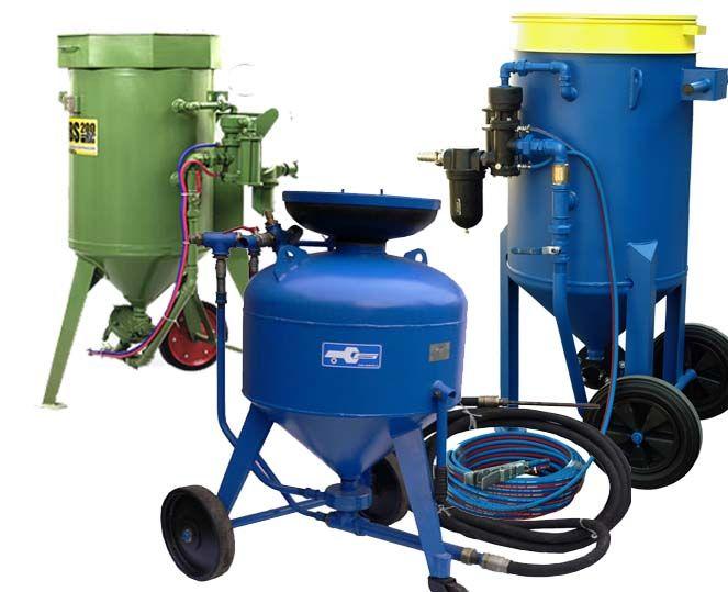 Абразивоструйное оборудование: купить для качественной очистки поверхностей