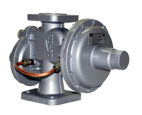 Регуляторы давления газа в ассортименте