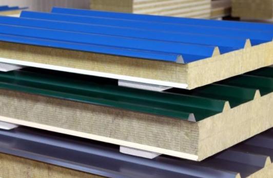 Экономия на теплоизоляции здания при использовании стеновых сэндвич панелей