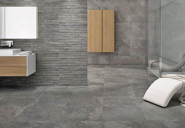 Декоративные элементы – керамогранит, керамическая плитка