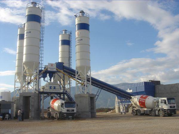 Разновидности бетонных заводов и их применение