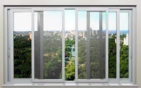 Раздвижное балконное окно